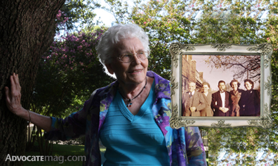 Jean Barrar grew up in Oak Cliff and raised her family here. Photo by Benjamin Hager
