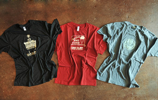T-shirts from Epiphany Boutique