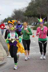 Dash for the Beads 5k run