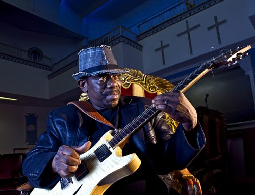 Dallas bluesman Lucky Peterson dies at 55