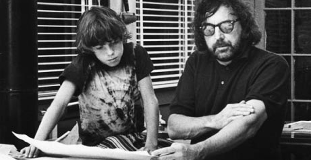 """Terry Southern's son, Nile, at left, will present """"End of the Road"""" at the Oak Cliff Film Festival."""