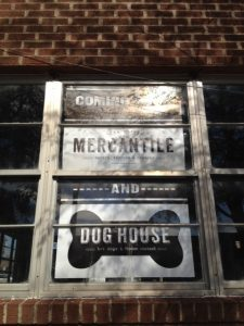 Not coming ever: Mercantile and the Dog House