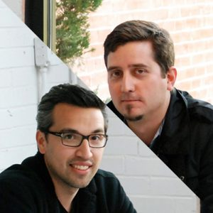 John Paul Valverde and Miguel Vicens