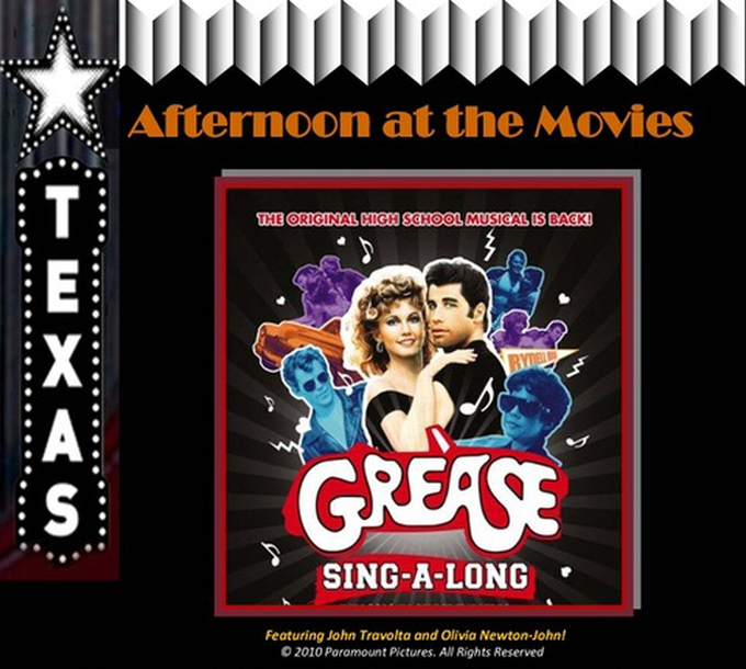 """The Sunset Alumni Association hosts a """"Grease"""" sing-along"""