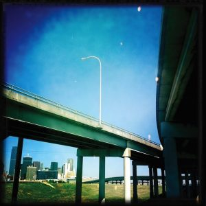 Houston Street Viaduct: David Leeson