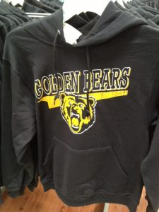 This South Oak Cliff High School Golden Bears hoodie is $20 at the new Oak Cliff Walmart.