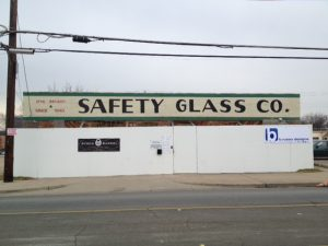 safety glass building