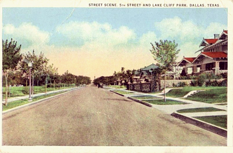 LakeCliff:FifthStreet