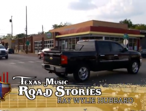 Ray Wylie Hubbard drives around Oak Cliff, calls Ringo Starr
