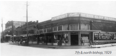 Oak Cliff Pharmacy at Seventh and Bishop