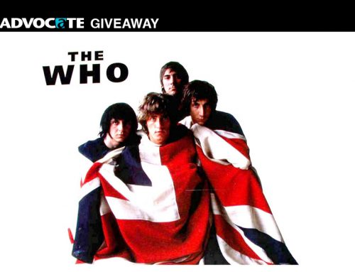 Advocate Giveaway: Enter to win, see the Who perform at the AAc Saturday 5/2