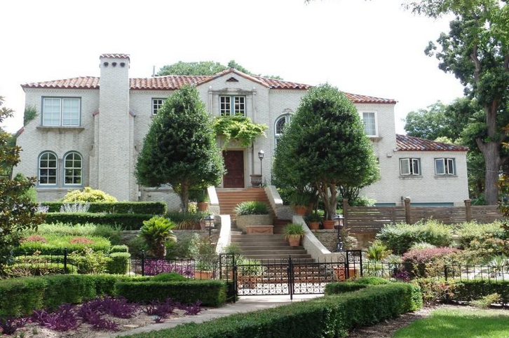 kessler park mansion