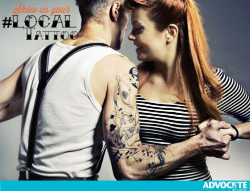 Have a tattoo with an interesting back-story? Enter this photo contest