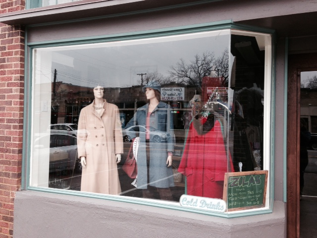 Zola's Everyday Vintage, March 2015