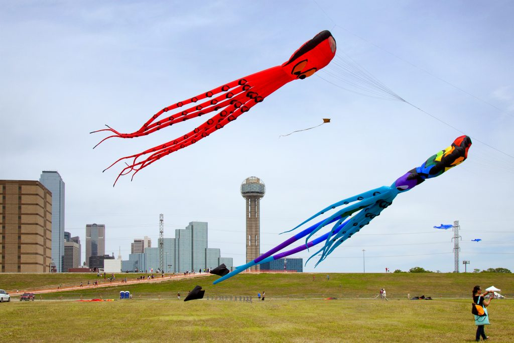 Photos from the Trinity River Wind Festival by Caren Mack.