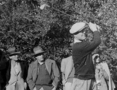 Backstory: To a tee with the Byron Nelson tournament