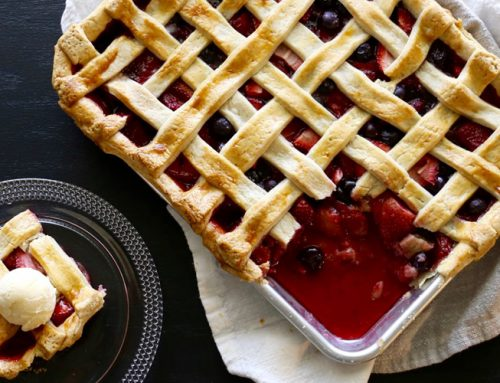 Sweet recipe: Berry Slab Pie, a taste of summer