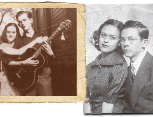 Hank Williams' sister Irene lived in Oak Cliff