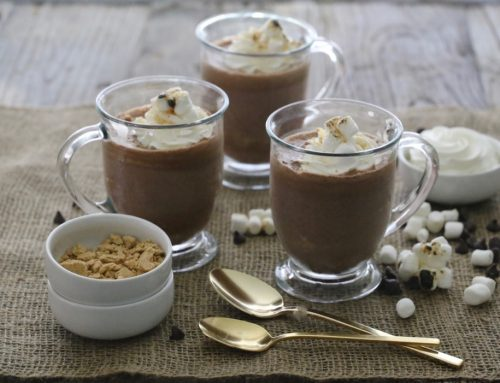 Sweet recipe: Frozen hot chocolate