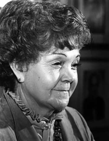 Madeleine Duncan Brown in the 1980s.