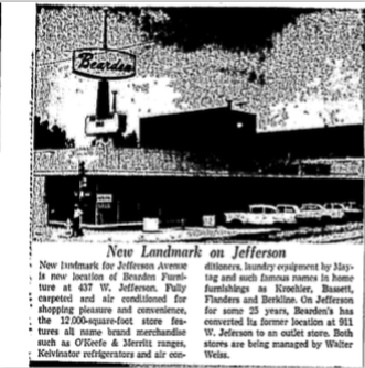 Image courtesy of the Dallas Morning News Historical Archives