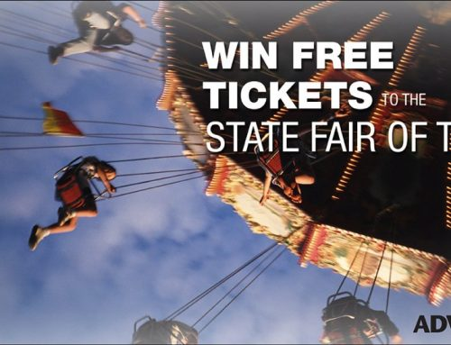 Enter to win tickets to the State Fair of Texas®