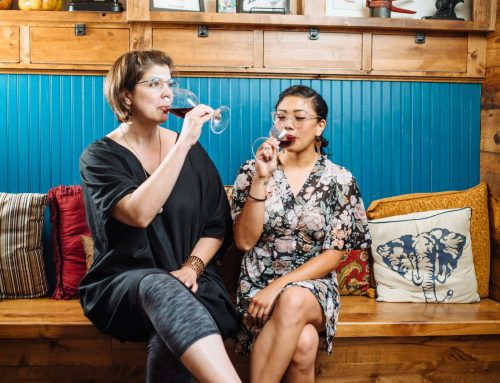 At Lucia, these women know everything about Italian wine
