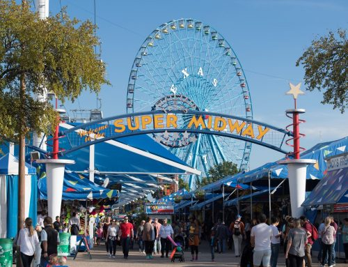 We're giving away State Fair Tickets!