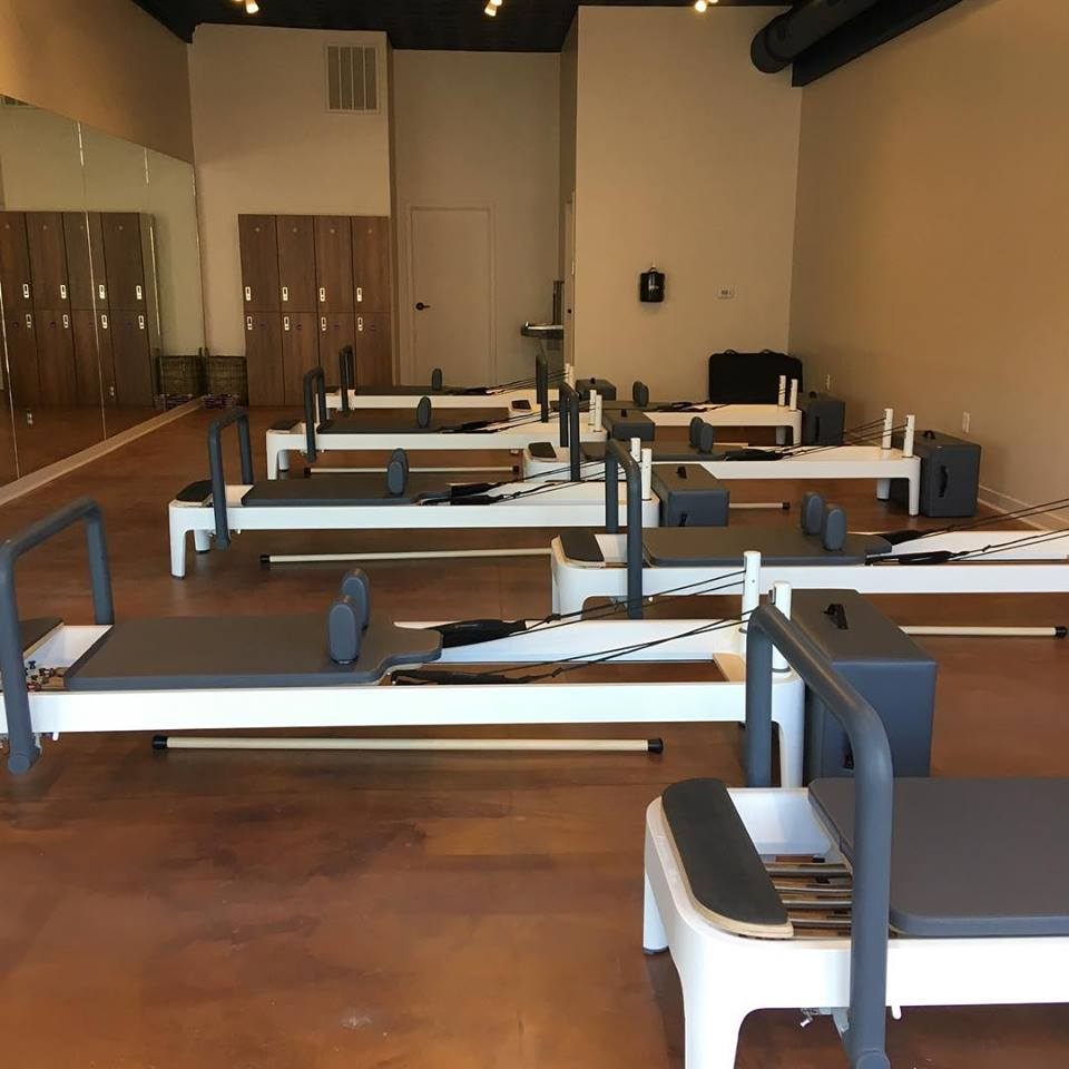 Pilates Studio Now Open On West Davis
