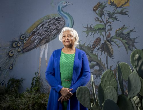 The fight for clean diets: Anga Sanders won't stop until fresh food comes easy in her neighborhood