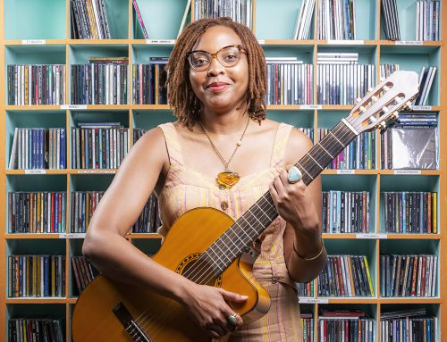 Jess Garland gives free music lessons for Oak Cliff kids
