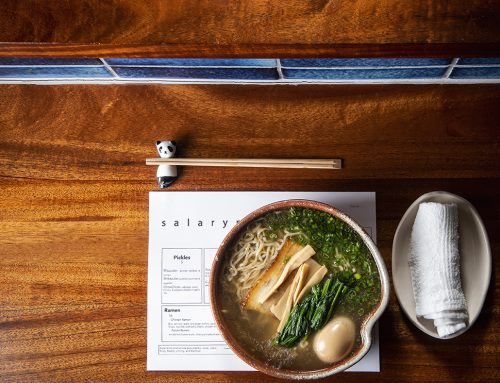 Bird is the word: Salaryman brings ramen and yakitori like you've never seen