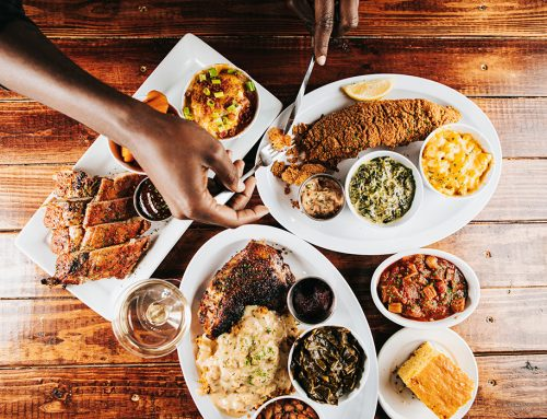 Kendall Karsen's serves soul food so good you'll thank a grandma