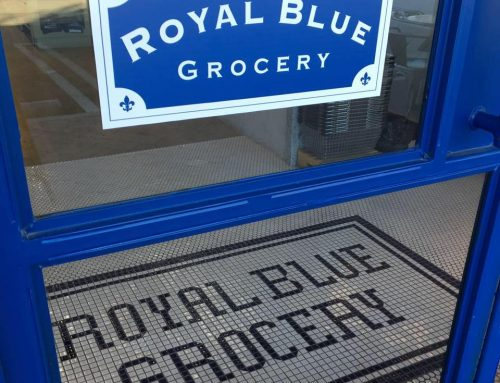 Royal Blue Grocery meets with neighbors this week. Read our Q&A with co-owner Zac Porter