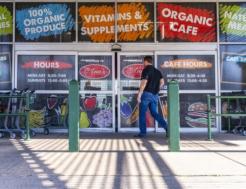 Boutique groceries: Royal Blue, Lucky Mouth and a 'healthy convenience store'