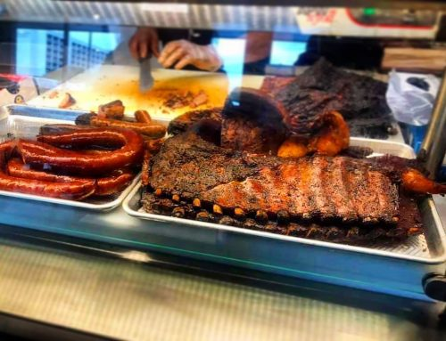 Commemorate Black History Month with a shoebox lunch from Smokey John's Bar-B-Que