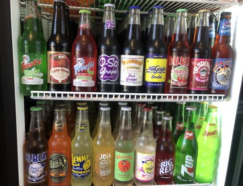 Remember the Soda Gallery? This West Davis shop has all the pop
