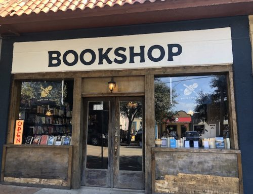 New bookstore opens in Bishop Arts with a focus on poetry