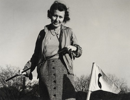 Sunset alumna, golf pro Betty Jameson named to sports hall of fame