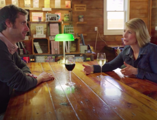 9 minutes in Oak Cliff with PBS and Samantha Brown