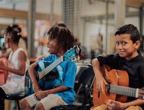 Students ages 8-18 needed for free guitar lessons