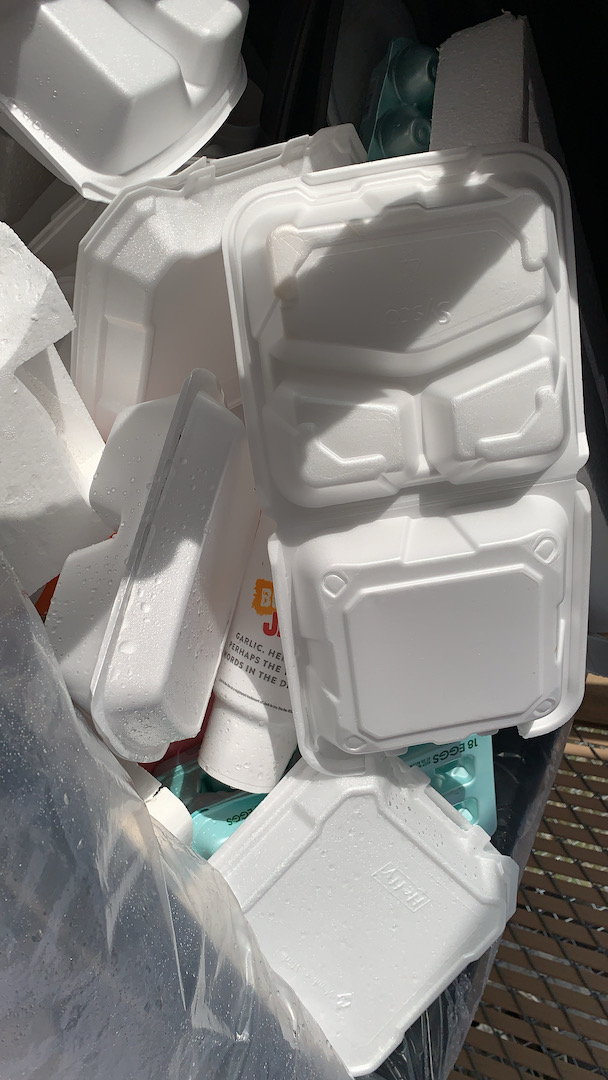 Pro Tip How To Recycle Styrofoam In Dallas Oak Cliff