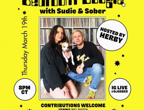 Party in your PJs with DJ Sober and Sudie