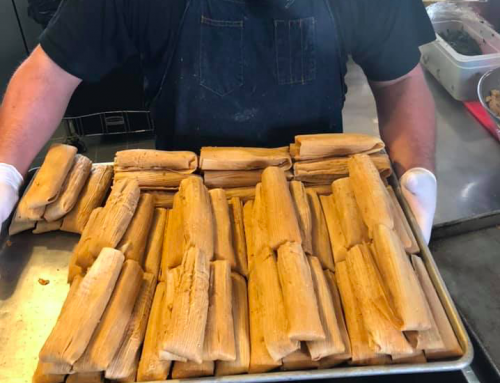 Tamales fundraiser makes $5,000 for out-of-work restaurant employees
