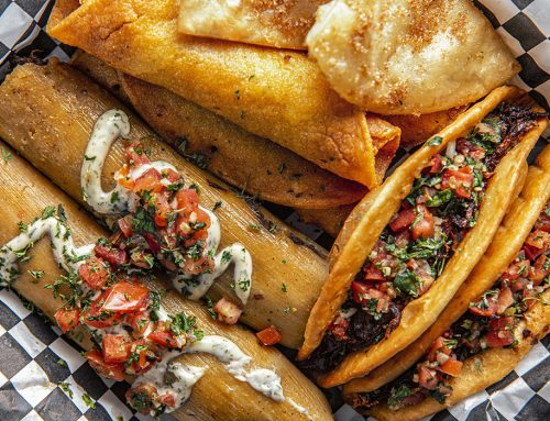 Vegan comfort food: Da Munchies specializes in takeout