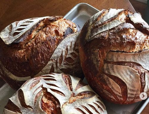 Baking bread? Two Oak Cliff pros share their expertise