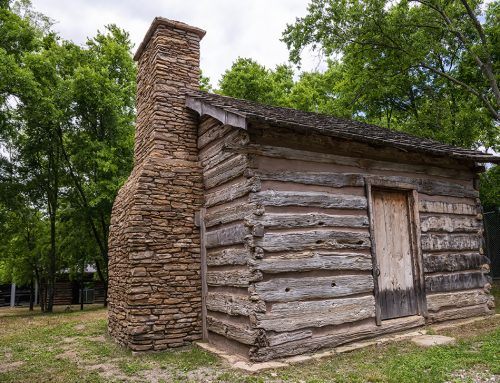 The 1847 Sharrock farmstead holds some of the oldest buildings in Dallas