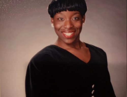 Graduation flashback: Crystal Z. Perry, class of 1993