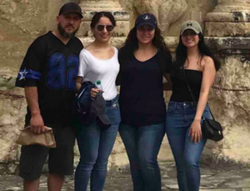 Teenage sisters and their dad killed in car crash, drunk driving suspect charged
