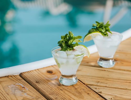 How to mix mojitos like drink expert Heather Poile